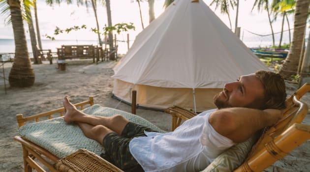 'Glamping' Interest Fueled by Young Travelers