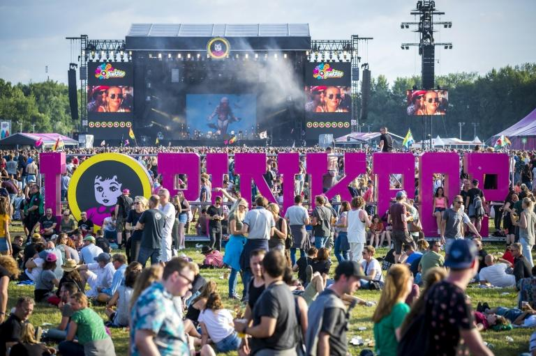 The 49th Pinkpop festival has drawn around 67,000 fans a day since it opened on Friday
