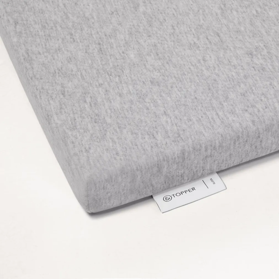 """<h3>Tuft & Needle Mattress Topper</h3><br><strong>Best For:</strong> <strong>An Ache Free Slumber</strong><br>Tuft & Needle's mattress topper is the solution for anyone trying to make their firm mattress a little easier on the joints. It's made of responsive foam to relieve pressure points on hips and shoulders and keeps you cool all night. <br><br><strong>The Hype: 4.4 out of 5 stars</strong><br><br><strong>Sleepers Say:</strong> """"Finally getting some good rest. Our mattress """"caused"""" aches in my shoulders and hips. I frequently had to turn over in bed, like a rotisserie chicken, trying to relieve pressure points. With this mattress topper, I don't have to do that!"""" <em>– Anonymous, Tuft & Needle Reviewer</em><br><br><em>Shop <strong><a href=""""https://www.tuftandneedle.com/mattresstopper/"""" rel=""""nofollow noopener"""" target=""""_blank"""" data-ylk=""""slk:Tuft & Needle"""" class=""""link rapid-noclick-resp"""">Tuft & Needle</a></strong></em><br><br><strong>Tuft & Needle</strong> Mattress Topper, $, available at <a href=""""https://go.skimresources.com/?id=30283X879131&url=https%3A%2F%2Fwww.tuftandneedle.com%2Fmattresstopper%2F"""" rel=""""nofollow noopener"""" target=""""_blank"""" data-ylk=""""slk:Tuft & Needle"""" class=""""link rapid-noclick-resp"""">Tuft & Needle</a>"""