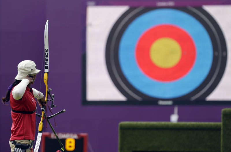 Archery soaring after London Olympic success