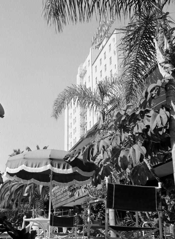 The Roosevelt Hotel is one of Hollywood's most accessible haunted destinations. (Photo: Everett Collection)