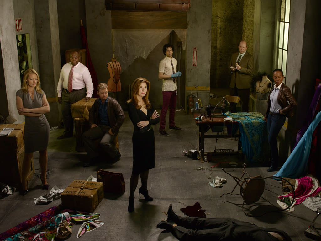 """<b>""""Body of Proof""""</b> (ABC)<br>Tuesdays at 10 PM<br><br><b>The Good News:</b> Thanks to the return of """"Dancing With the Stars"""" as its lead-in, ratings surged in recent weeks. The April 5 episode drew its biggest audience in nearly a year. Bow down to the Mirrorball gods!<br><br><b>The Bad News:</b> When Dana Delany's medical drama went up against Poppy Montgomery's crime drama (CBS' """"Unforgettable"""") this season, Delany went down. And during the many weeks """"Dancing"""" wasn't there to help, the show's regular audience dwindled to new demo lows."""