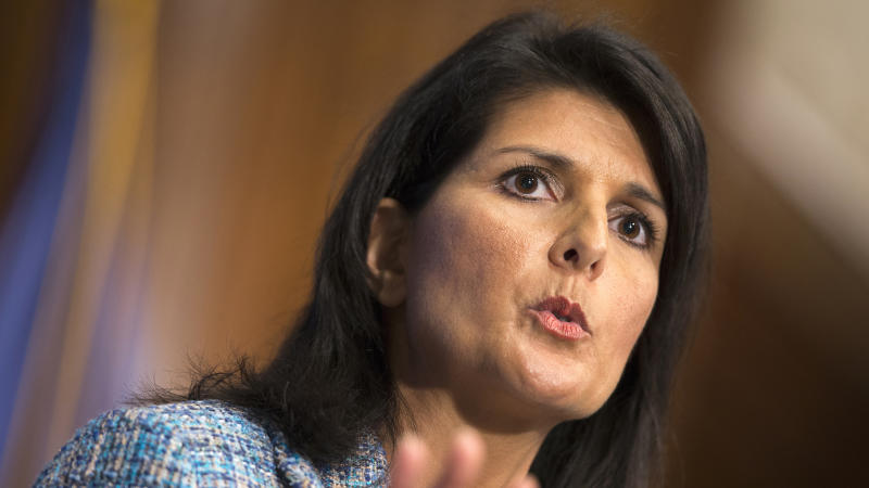 Trump Admin Had to Put Pressure on India for Afghan Role: Haley