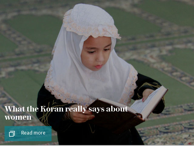 What the Koran really says about women