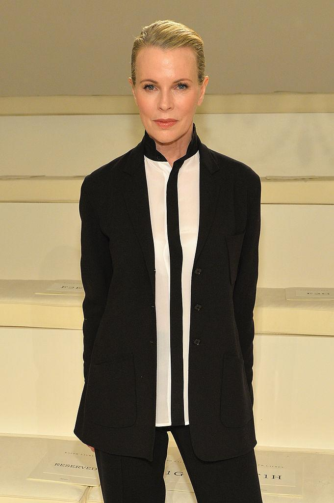<p>Basinger welcomed baby Ireland into the world aged 41 [Photo: Getty] </p>