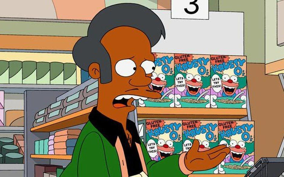 The 2017 documentary The Problem With Apu, by Hari Kondabolu, highlighted the offensive stereotypes the character was reduced to - Fox