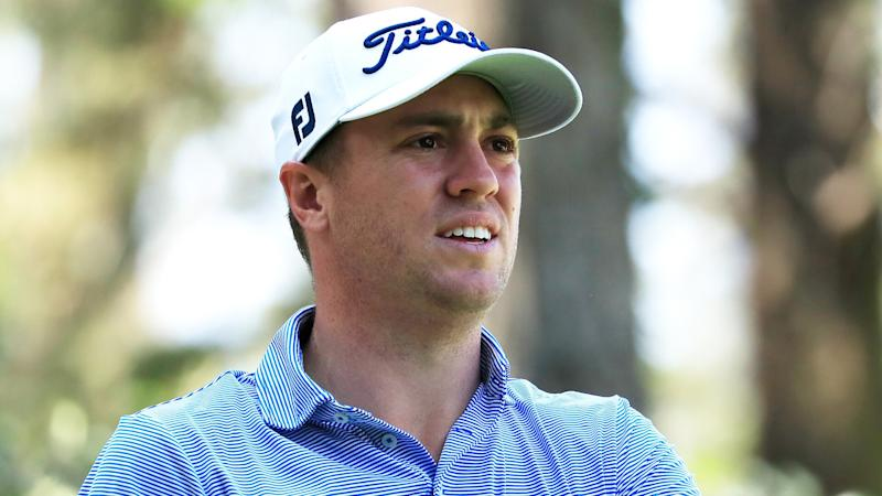 Justin Thomas once again in the Chapultepec hunt after eagle-charged 66