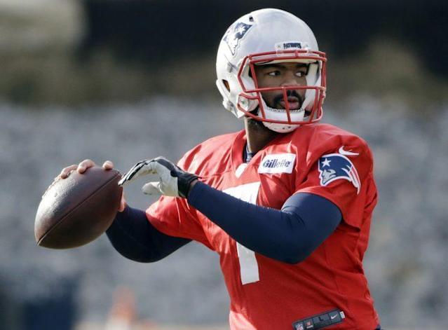 Jacoby Brissett wrote a thank-you letter to Barack Obama. (AP)