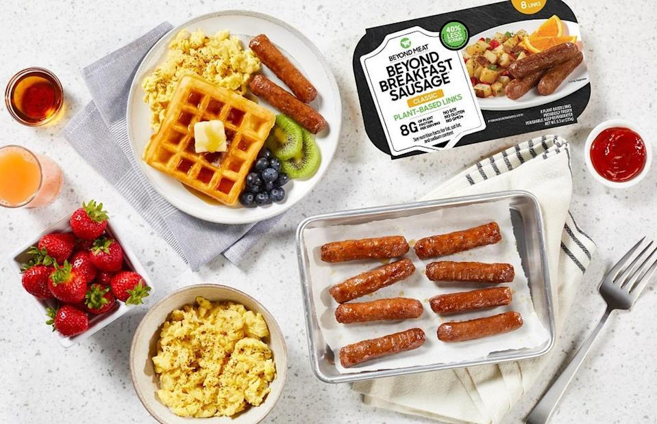 Why Beyond Meat Stock Sank on Friday
