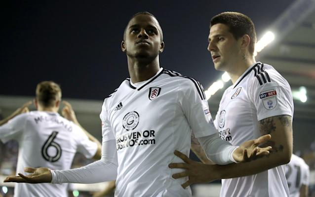 "Something had to give. Eventually, it was Millwall. They lost their 17-match unbeaten run as Fulham extended their own to 22 and climbed back into second place. Early second-half goals from Ryan Sessegnon and Kevin McDonald helped lift Slavisa Jokanovic's side two points above Cardiff City, who have two games in hand. ""If I don't find something more interesting, then maybe I will watch it,"" said Jokanovic of Cardiff's game against Nottingham Forest this evening. ""I must be proud. We played brilliantly in the second 45 minutes. In this place, it's not easy to play football."" Neil Harris described the achievement of competing at the top end of the division as ""a miraculous achievement"", with promotion the talk of both south-east and south-west London before kick-off. ""Tonight's a great realisation for all of us,"" said Harris. ""I think the standing ovation from the fans at the end was respectful of our situation. It was a great 'Millwall' first 45 minutes. The atmosphere in the stadium … I'm really proud of the club. We've been beaten by a good side, no problem."" McDonald curled home a superb second to put Fulham firmly in control Credit: PA A balmy Friday night in London saw one team desperate to get out of the play-offs and the other desperate to stay in them. Millwall are still there, in sixth, but their position is precarious. Their next game is against Middlesbrough, who are above them on goal difference, having played a game less. All eyes will now be on today's game between Derby and Boro. This was a clash of cultures on and off the pitch. Easy-on-the-eye Fulham leaving the comfort of their leafy Thameside surroundings to enter the raw intensity of SE1. A hostile atmosphere became more frenetic after only four minutes, when Jake Cooper thumped a header against the bar from Ben Marshall's corner with the home side on the offensive. They thought they had scored when George Saville smashed into the roof of the net, but Jed Wallace was penalised for a foul in the build-up. The decision did not go down well. Harris had predicted Fulham would face ""a cauldron of noise"" and he was right. Sessegnon's every touch was greeted with boos and referee Andre Marriner was scrutinised relentlessly by players from both teams. Millwall's muscularity continued to pose problems. Marcus Bettinelli groped unconvincingly at Marshall's cross and Wallace fired the loose ball at goal, but Tim Ream recovered to clear off the line. An enthralling half ended as Matt Targett shot from distance, this time clipping the top of the bar. Aleksandar Mitrovic wrapped the points up with a fine finish Credit: PA Millwall had edged the first half, but Fulham were ahead within a minute of the second. Jordan Archer made a flapped attempt to push Aleksandar Mitrovic's low shot to safety, but Sessegnon used his pace to latch on to the rebound and force it home. He is the most prolific teenager in all four divisions; that was his 15th of the season. ""Everything he touches in the box, many times it finishes in the net,"" said Jokanovic. With Fulham in the ascendancy, McDonald's swerving shot from 25 yards deceived Archer and crashed into the top corner. It was up to Mitrovic to put the gloss on a fine win for Fulham with an emphatic finish into the top corner. Match details Millwall (4-4-2): Archer; Romeo (O'Brien 89), Hutchinson, Cooper, Meredith (Cahill 77); Wallace, Williams, Saville, Marshall (Elliott 65); Morison, Gregory. Subs: Onyedinma, Martin, Tunnicliffe (g), Shackell. Booked: Hutchinson, Wallace, Gregory. Fulham (4-3-3): Bettinelli; Fredericks (Christie 90), Odoi, Ream, Targett; Johansen, McDonald, Cairney; Piazon (Kalas 83), Mitrovic, Sessegnon. Subs: Kebano, Rui Fonte, Norwood, Button (g), Kamara. Booked: Ream. Referee: Andre Marriner (West Midlands)."