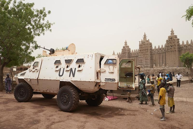 MINUSMA, the UN's peacekeeping operation in Mali, accounts for more than half of blue helmets killed globally in the past five years