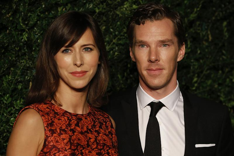 Benedict Cumberbatch and Wife Sophie Welcome Their Second Child