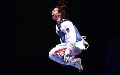 Walkden's completed an historic achievement in becoming Britain's first three-time world champion - Credit: GETTY IMAGES