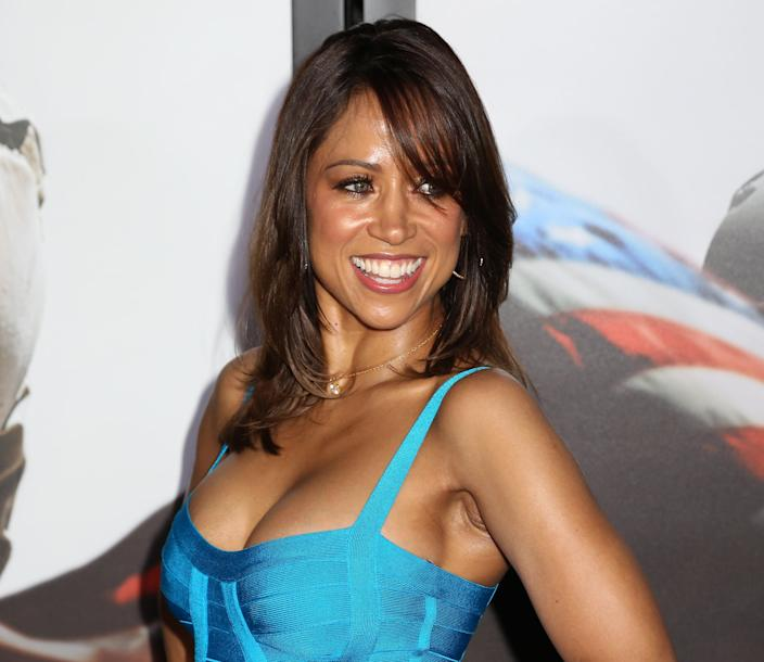 """<p><em>Clueless</em> star Stacey Dash is a vocal Trump supporter, branding him a 'great businessman' while appearing on Fox News. She's also <a rel=""""nofollow noopener"""" href=""""https://www.usatoday.com/story/news/politics/onpolitics/2016/05/19/stacey-dash-lendingtree-founder-back-donald-trump-super-pac/84617832/"""" target=""""_blank"""" data-ylk=""""slk:offered financial support"""" class=""""link rapid-noclick-resp"""">offered financial support</a> to PAC – the leading group of his followers. (PA) </p>"""