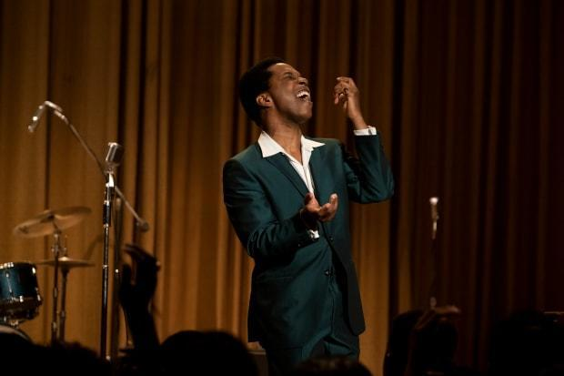 Sam Cooke sings 'A Change is Gonna Come' on 'The Tonight Show.'