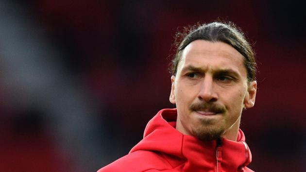 Mourinho urges recovering Ibrahimovic to be patient ahead of Man Utd return