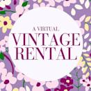 """<p>You get double the sustainable points if you're not only renting your clothes, but the clothes you rent are vintage. Perfect for those who want to try some Cottage-core 1980s Laura Ashley gowns or super 1960s minis, but without fully committing, A Virtual Vintage Rental has pieces from four different vintage consignors so far, and have more coming. </p><p><a class=""""link rapid-noclick-resp"""" href=""""https://www.avirtualvintagemarket.co.uk/virtual-vintage-rental"""" rel=""""nofollow noopener"""" target=""""_blank"""" data-ylk=""""slk:RENT FROM A VIRTUAL VINTAGE RENTAL NOW"""">RENT FROM A VIRTUAL VINTAGE RENTAL NOW </a></p><p><a href=""""https://www.instagram.com/p/CNZe457Atdt/"""" rel=""""nofollow noopener"""" target=""""_blank"""" data-ylk=""""slk:See the original post on Instagram"""" class=""""link rapid-noclick-resp"""">See the original post on Instagram</a></p>"""