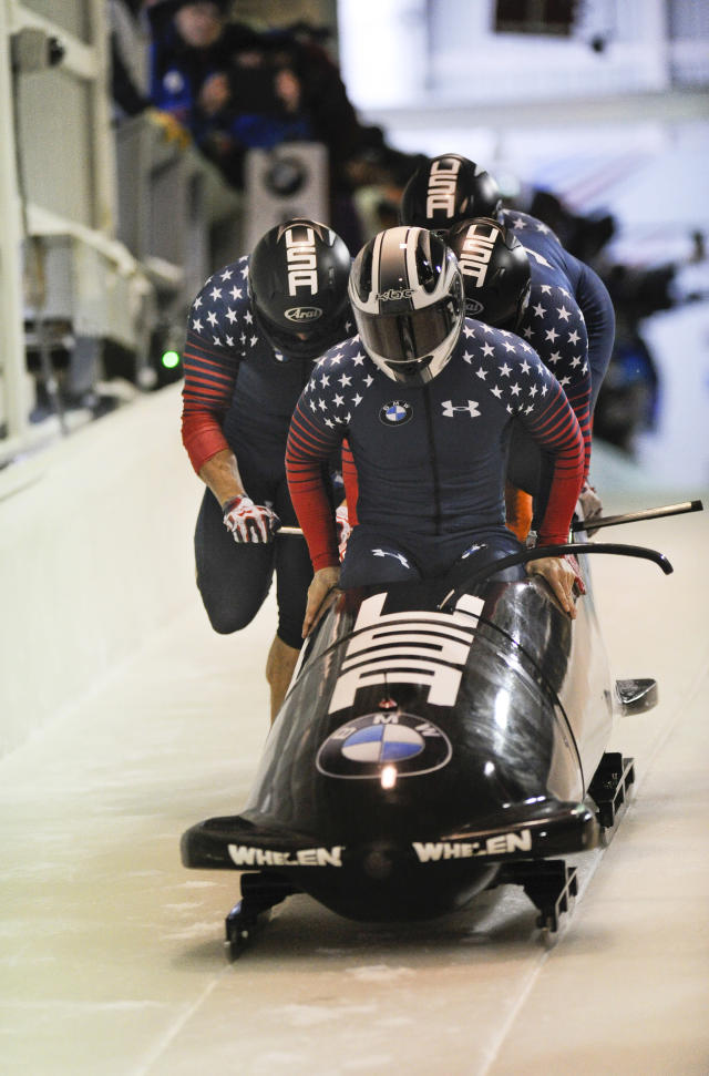 <p>The four men will compete in South Korea without one crucial member of their team – Steven Holcomb who passed away in May 2017. Holcomb, who led the four-man bobsledding team, including Justin Olsen, to a gold medal in 2010 and a bronze in 2014, will be on the minds of his teammates in South Korea. </p>