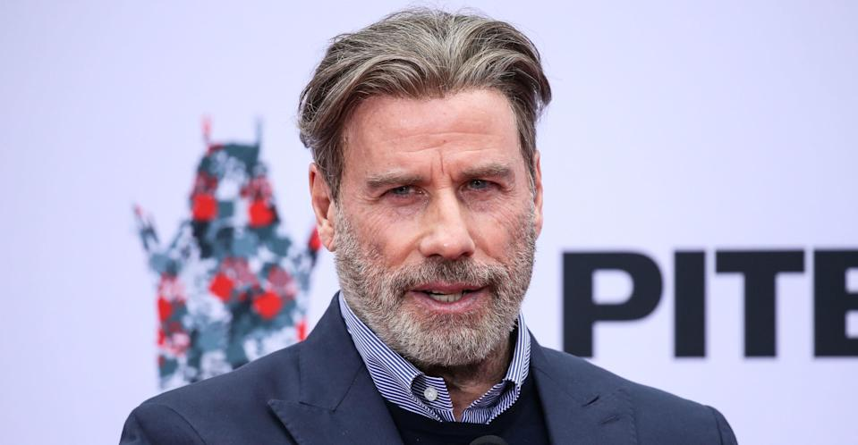 The Hollywood actor pictured in December 2018. (PA Images)