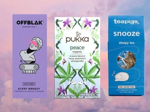 9 best sleep teas to help you de-stress and nod off with ease