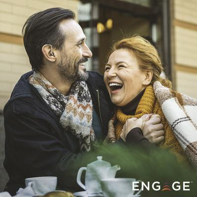 ENGAGE with life! Experience the hearing solution 3 out 4 listeners preferred using Powered by Lucid technology. Delivered direct to you, the Engage Enlite is ready right out of the box.
