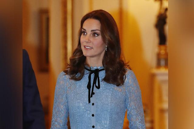 Kate Middleton is back in the spotlight. (Photo: Heathcliff O'Malley/Getty Images)