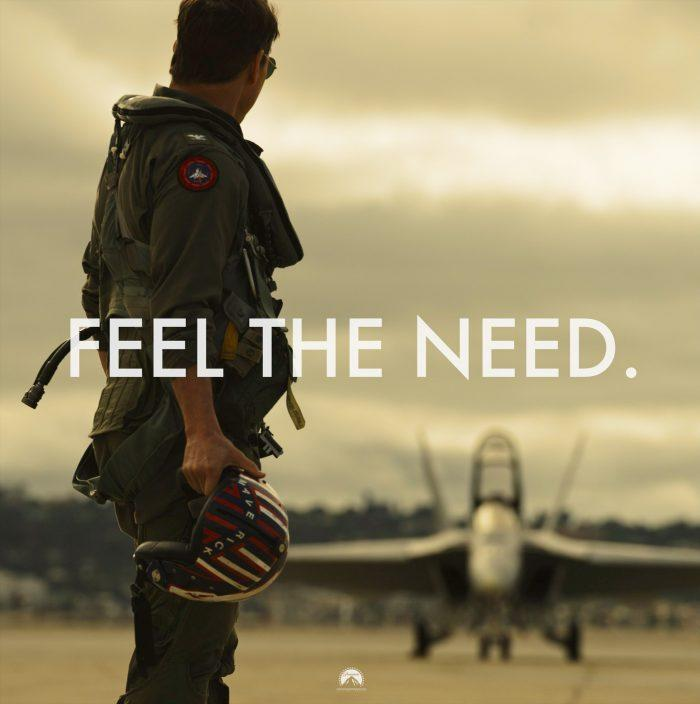 Top Gun: Maverick (Credit: Paramount)