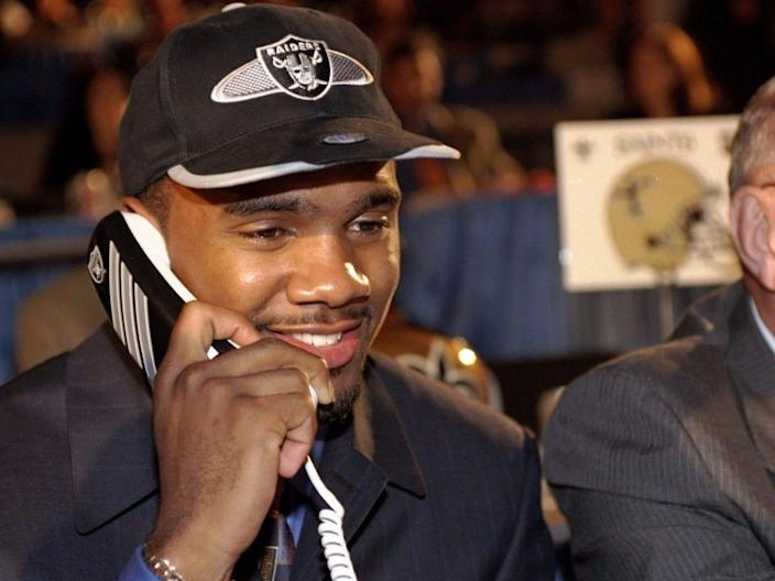 Charles Woodson NFL Draft