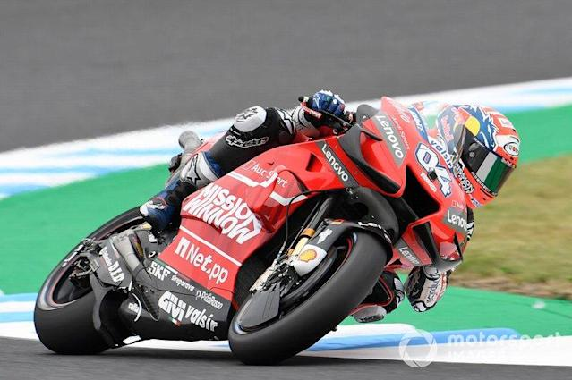 """2019. Andrea Dovizioso <span class=""""copyright"""">Gold and Goose / Motorsport Images</span>"""