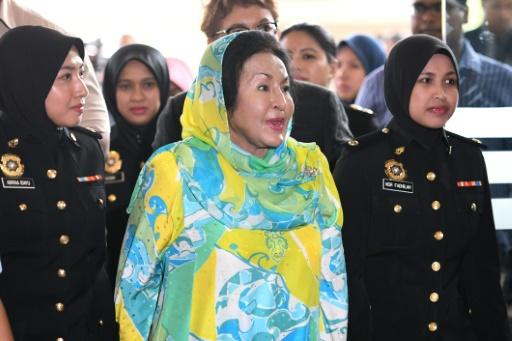 Rosmah Mansor became a lightning rod for public anger during the rule of her husband, prime minister Najib Razak, who was accused of plundering state coffers