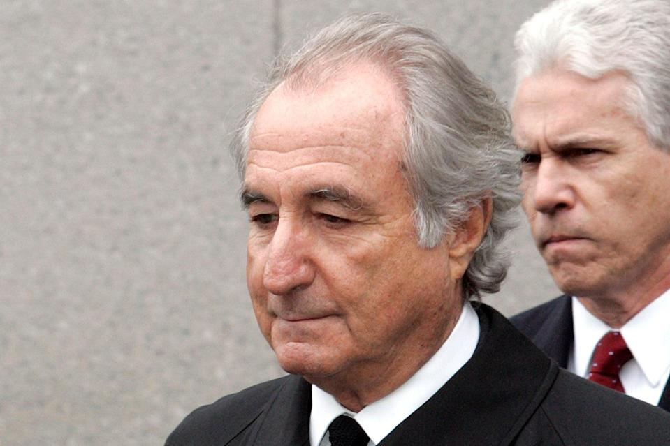 Bernie Madoff Death (Copyright 2009 The Associated Press. All rights reserved.)