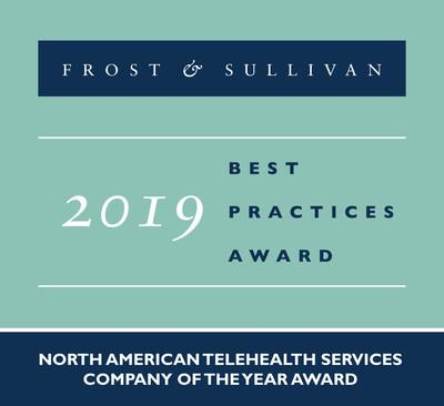 American Well® Applauded by Frost & Sullivan for Driving