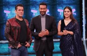 Ajay Devgn reveals Kajol can't cook and  barely even boils water