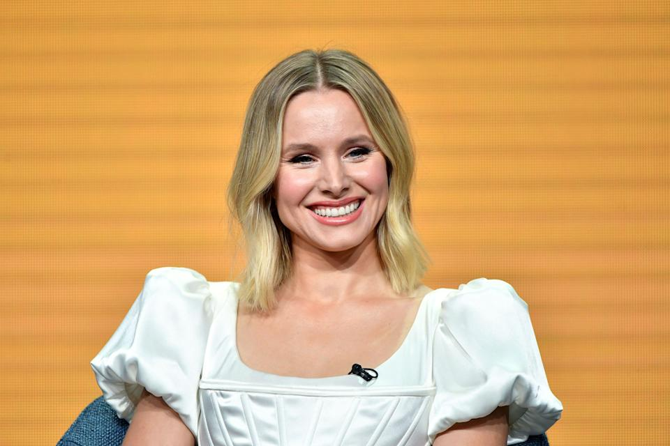 """<p>What's not to love about Kristen Bell?! Apart from being a <a href=""""https://www.womenshealthmag.com/life/a29342817/kristen-bell-mental-health-wellness/"""" rel=""""nofollow noopener"""" target=""""_blank"""" data-ylk=""""slk:WH cover star"""" class=""""link rapid-noclick-resp"""">WH cover star</a> (<b>twice!)</b> she's been super transparent about her struggles with mental health, her passion for charity, and how she stays healthy with her vegetarian diet and dedicated skincare routine. Kristen, who currently stars in NBC's The Good Place, has also opened up about how she keeps her marriage to fellow actor Dax Shepard healthy. It's pretty clear that everyone could learn something from her. Here are 38 pearls of wisdom she's shared about her health and wellness routine—and trust us, you'll wanna steal one or two (or all of 'em). </p>"""
