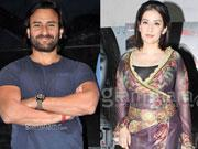 Saif Ali Khan, Manisha Koirala share birthday