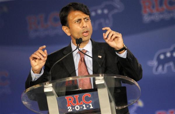 Bobby Jindal, 40, is a major voice in the conservative movement and could help Romney patch up relations with a base that was reluctant to choose him during the long, bitter primary fight. Jindal is an Indian-American and former member of the House of Representatives. As governor, he grappled with the fallout and recovery from the 2010 BP oil spill that shattered fishing communities along Louisiana's Gulf coast, and was seen as handling it well. When given a big opportunity on the national stage, however, he flubbed when he delivered the Republican response to Obama's 2009 speech to a joint session of Congress.