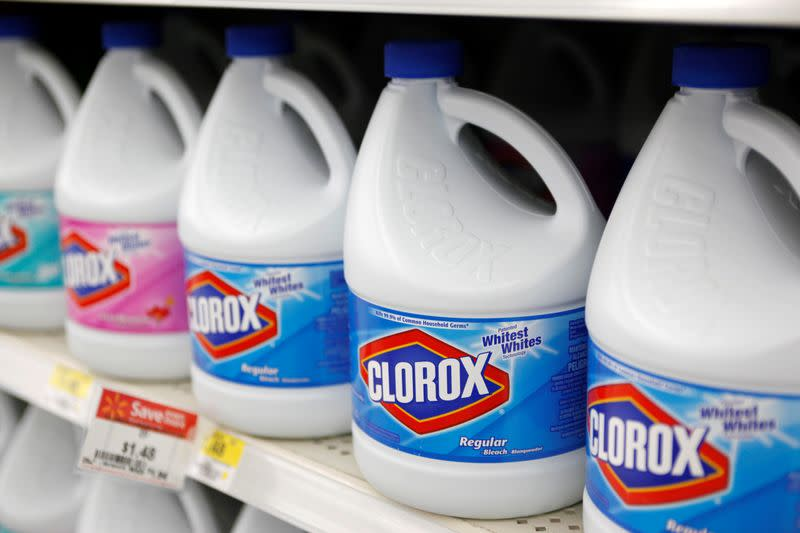 Gargling with bleach? Americans misusing disinfectants to prevent coronavirus, survey finds