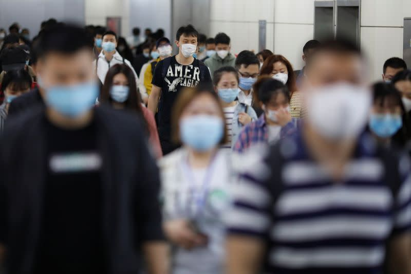 China's Wuhan reports first coronavirus cluster since lifting of lockdown
