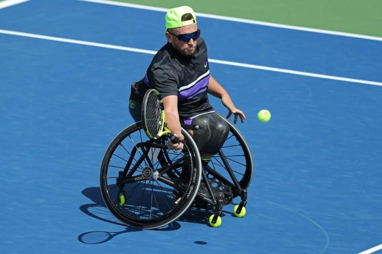"""Australian Dylan Alcott called the original decision to cancel the event """"disgusting discrimination"""""""