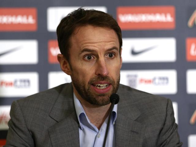 Southgate has picked a number of younger players in his squad to face Germany and Lithuania: Getty