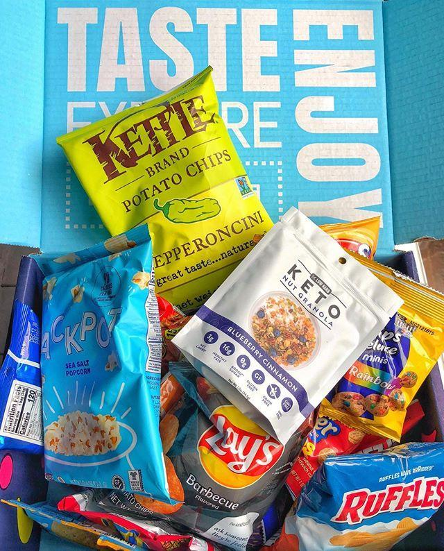 """<p><strong>Best for kids at heart</strong></p><p>If you'd rather munch on Chips Ahoy and FunYuns than gluten-free snap pea crisps and ashwagandha-dusted popcorn, Variety Fun's Fun Box is the snack subscription box for you. </p><p>Packed with nostalgic favorites of both the sweet and savory varieties, it's guaranteed to make your day. </p><p>Of course, if you'd rather something a <em>little</em> more nutritious, you can opt for their Fit Box, in which you'll find equally-worthy snacks. like Boom Chicka Pop and Clif bars.</p><p><strong>Price: </strong>Starts at $24.99/month </p><p><a class=""""link rapid-noclick-resp"""" href=""""https://www.varietyfun.com/pages/home-checkout"""" rel=""""nofollow noopener"""" target=""""_blank"""" data-ylk=""""slk:CHECK OUT VARIETY FUN"""">CHECK OUT VARIETY FUN</a></p><p><a href=""""https://www.instagram.com/p/CC3_WcYHcGU/"""" rel=""""nofollow noopener"""" target=""""_blank"""" data-ylk=""""slk:See the original post on Instagram"""" class=""""link rapid-noclick-resp"""">See the original post on Instagram</a></p>"""