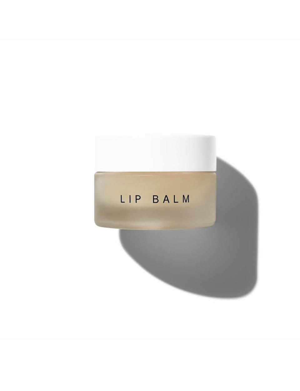 """<h3>Dr. Barbara Sturm Lip Balm </h3><br>Celebrities and editors alike can't get enough of Dr. Barbara Sturm's skin-care line, so when it came to creating a lip balm, the brand had to deliver. No surprise here: It did, creating a blend of oils, butters, and waxes in one super-soft, non-sticky balm that can even be used for a subtle glow on eyelids and cheekbones.<br><br><strong>Dr. Barbara Sturm</strong> LIP BALM, $, available at <a href=""""https://go.skimresources.com/?id=30283X879131&url=https%3A%2F%2Fwww.molecular-cosmetics.com%2Flip-balm"""" rel=""""nofollow noopener"""" target=""""_blank"""" data-ylk=""""slk:Molecular Cosmetics"""" class=""""link rapid-noclick-resp"""">Molecular Cosmetics</a>"""
