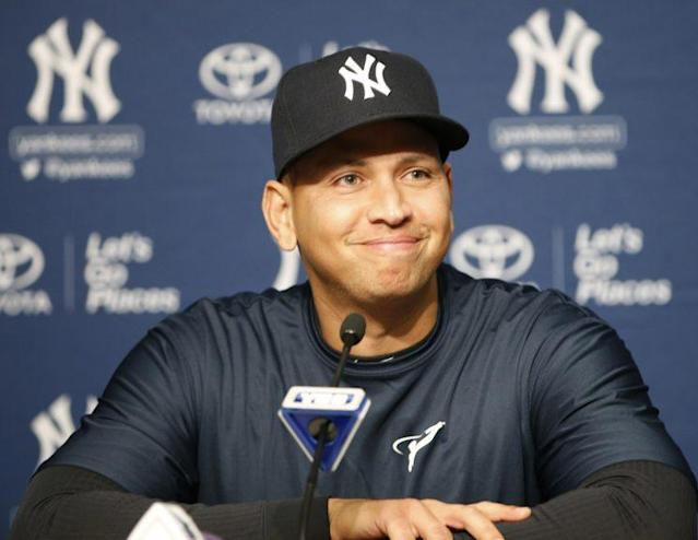Alex Rodriguez is taking the next step in his broadcasting career. (AP)