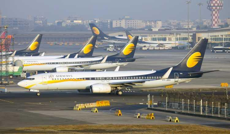 1,100 Jet Airways pilots not to fly from Monday due to unpaid salaries: NAG