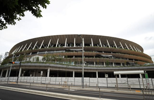 The Olympics – due to get under way in Tokyo on July 24 – is widely expected to be postponed (Adam Davy/PA)