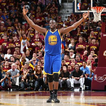 Draymond Green (NBAE/Getty Images)