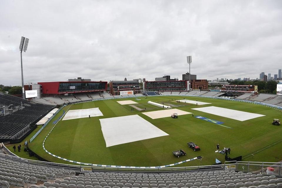 The Fifth Test at Old Trafford was cancelled  (Getty Images)
