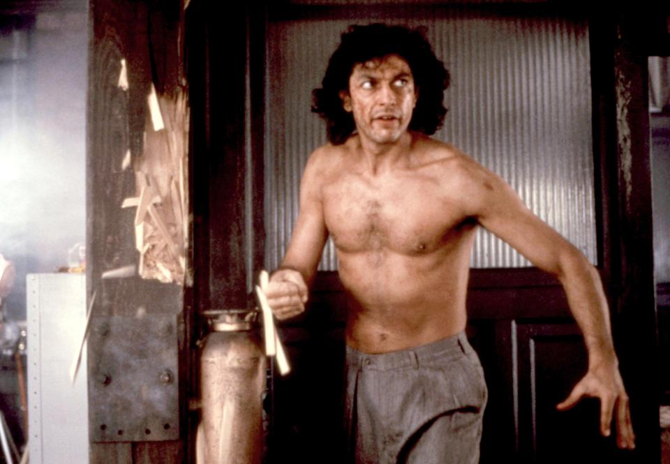Jeff Goldblum as the title character in David Cronenberg's 1986 horror favorite <em>The Fly</em>. (Photo: 20th Century Fox Film Corp/Courtesy Everett Collection)
