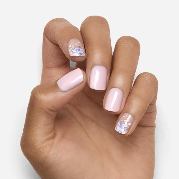 Shop Now: Dashing Diva Magic Press Nails in Treat Yourself, $9, available at Dashing Diva.