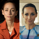 <p>French actress Rebecca Dayan plays Italian fashion model, jewelry designer and philanthropist Elsa Peretti. Dayan struts across screen in reenactments of Halston's runways, and plays the Halston muse with confidence and grace. Dayan has had a number of small roles, including in CBS's <em>Elementary</em> and the drama <em>Neon Demon</em>.</p>